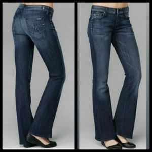 7 for all Mankind The Lexie Petite Jeans 25